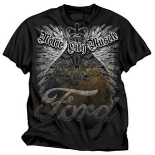 Ford Motor City Muscle T Shirt