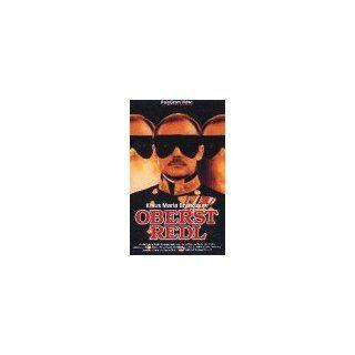Oberst Redl [VHS] Klaus Maria Brandauer, Armin Mueller Stahl, Gudrun