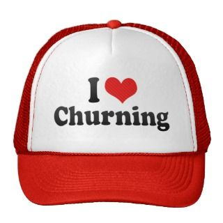 Love Churning Hat