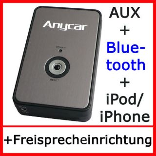 iPod/iPhone Bluetooth Adapter VW RCD 310/510 RNS 300
