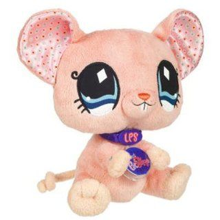 Littlest Pet Shop   NEW   Plüsch VIP MOUSE   ROSA MAUS   mit ONLINE