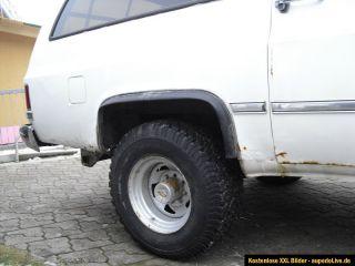 Chevrolet Suburban Bj.1988 Hot Rod 5,7l V8 PICK UP 120l LPG Tausch