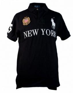Polo Ralph Lauren New York City Big Pony Poloshirt