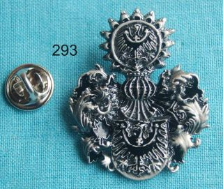 Niederschlesien Schlesien Pin Button Badge Anstecker # 296