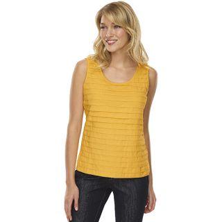 LANDS END Damen Sommer Jersey Top Tanktop Shirt T Shirt ärmellos