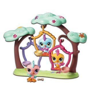 Littlest Pet Shop 34259 Tierfamilien Trio   Vögel