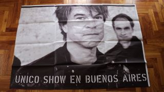 SHOW in ARGENTINA * HUGE POSTER BILLBOARD 6sh (432 x 312 cm)