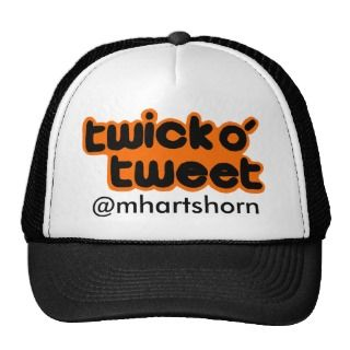 Twick o Tweet Trucker Hats