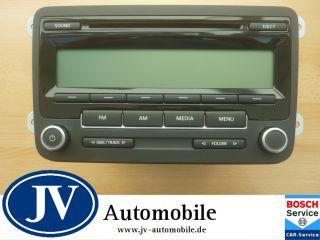 ... CD Autoradio, MP3 fähig VW RCD 310; AUX Adapter ...