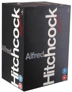 Alfred Hitchcock Collection   14 DVD Box Set The Birds / Family Plot