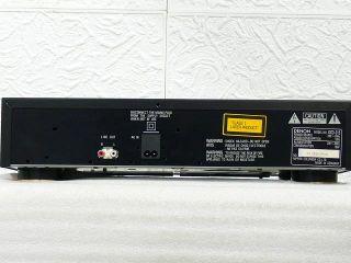 DENON DCD 315 Compact Disc Player