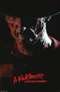 A Nightmare on Elm Street   Freddy Krueger Prints