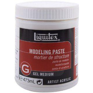 USA Produkt   Liquitex Modeling Paste Gel Acryl Medium 16 Unzen