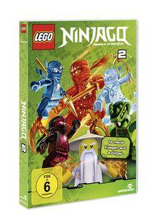 LEGO NINJAGO Staffel 1 + 2   Alle 26 Folgen + TV Special (4 DVD