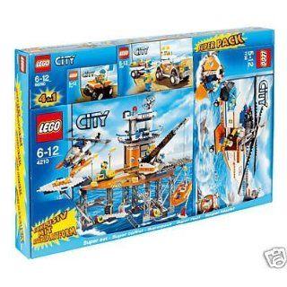 Lego City 66290 Küstenwache Set Spielzeug