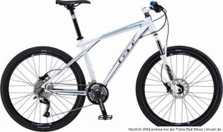GT Avalanche 1.0 Mountain Bike 2012