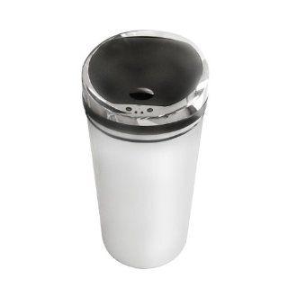 Mülleimer Abfallbehälter Abfalleimer Mistkübel Edelstahl mit Sensor