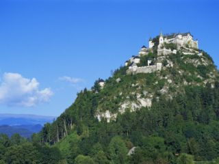 Hochosterwitz Castle, Carinthia, Austria Photographic Print by Jean Brooks