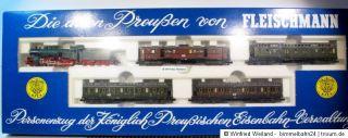 FLM N 7880 Zugset  Die alten Preußen  K.P.E.V., OVP, neuwertig