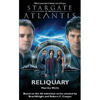 STARGATE ATLANTIS Reliquary eBook Martha Wells Kindle