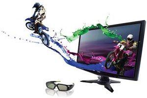 Acer GD245HQABID 61 cm (24 Zoll) 3D LED Monitor (VGA, DVI, HDMI, 120