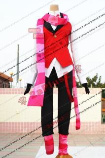 Grell Sutcliff Cheshire Cat Bk Butler Cosplay Costume