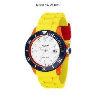 Madison New York Unisex Armbanduhr Candy Time Limited Edition U4484C