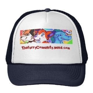 The Furry Community, TheFurryComunity.webs Hats