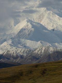 Mount Mckinley, Denali National Park , Alaska Photographic Print by Michael S. Quinton