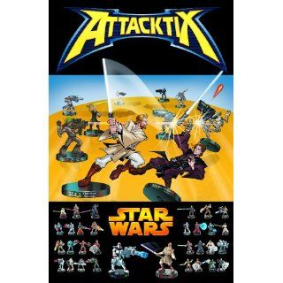 Star Wars   Attacktix, Booster Set Spielzeug
