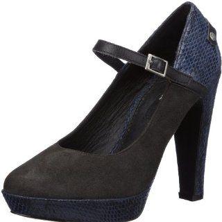 Pepe Jeans London PFS10714 Damen Klassische Slipper