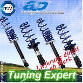 AP Sportfahrwerk Suspension Kit BMW 3er Touring E36 325 tds