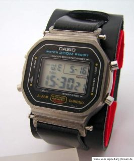 Casio fighter Design Herrenuhr Digitaluhr Uhr men gents digital