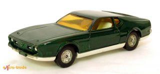 Altes Corgi Modellauto; 329 Ford Mustang Mach 1; M/B   3KWCN449