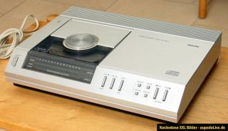 Philips CD100 Compact Disc Player * Vintage