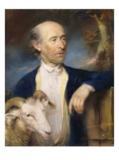 John Collins of Devizes (Fl.1771 99) 1799 (Pastel on Paper) Giclee Print by John Russell