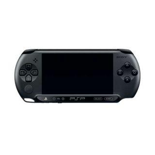 SONY PSP E 1004 UMD Laufwerk durchgaengige Rueckblende Stealth Design