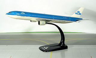 KLM Airbus A330 200 1:200 Herpa Wooster NEU Dutch