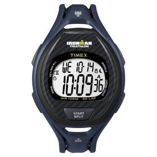 Timex Ironman Sleek 50 Lap Damen & Herren Sport Uhr T5K337 UVP 69,90