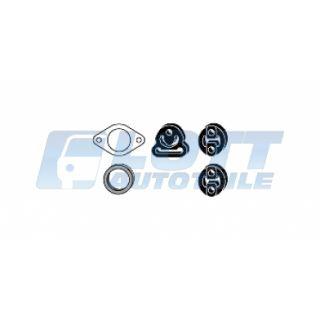 NISSAN ALMERA 2 N16 Hatchback » HJS MONTAGESATZ ABGASANLAGE