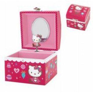 Sanrio Hello Kitty Musik Schmuckkasten Ornament Spielzeug