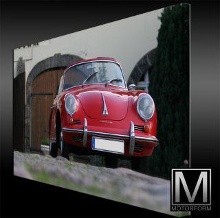 Accessoires & Fanartikel Porsche Rs Spyder Lemans Leinwand Bild Canvas Art Kunstdruck Echtes Leinwandbild