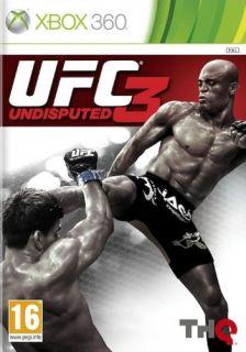 UFC Undisputed 3 III für XBOX 360  inkl. Contenders Fighter Pack DLC