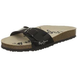 Pepe Jeans London BIO 274 A PFS90199 999, Damen Clogs & Pantoletten