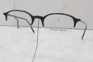 Original Giorgio Armani Brille 2012 Farbe 352 petrol