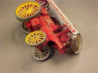 England Lesneys Fowler Showmans Engine No 9