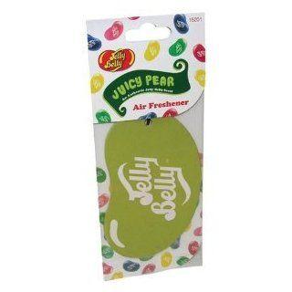 Auto nach Hause Lufterfrischer 2D Jelly Belly saftige Birne Juicy Pear