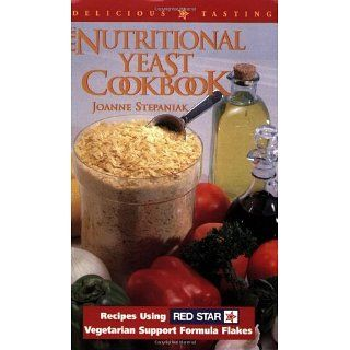 The Nutritional Yeast Cookbook Featuring Red Stars Vegetarian