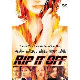 Rip it off: Jennifer Esposito, Alyson Hannigan, Nastassja