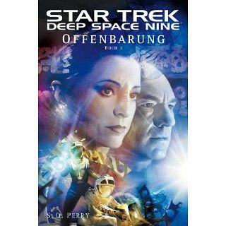 Star Trek   Deep Space Nine 8.01 Offenbarung   Buch 1 [Kindle Edition